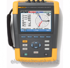 FLUKE 437 electric power quality analyser of a