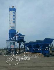 Concrete station HZS 75 (automatic)