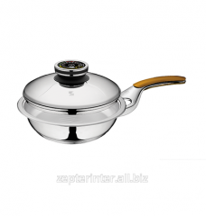 Frying pan of 1,6 l, 20 cm, vys. 5,5 cm (1 handle,