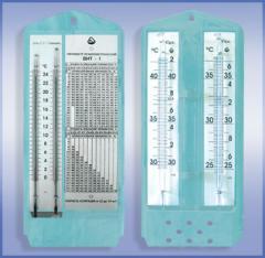 Hygrometers psikhrometrichesky VIT-1, VIT-2, VIT-3