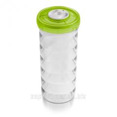 Capacity cylindrical big plastic, d11 of cm,
