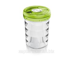 Capacity cylindrical big plastic