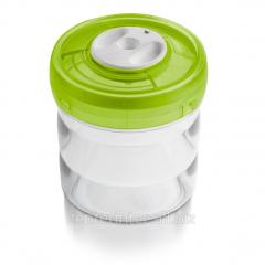 Capacity cylindrical small plastic, cm d 11,