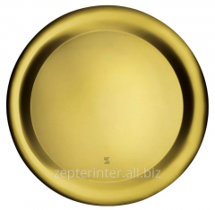 Tray gilded LS-120-T-GP