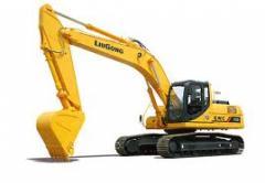 Excavators hydraulic CLG925D, Excavators hydraulic