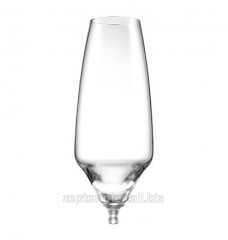 Wine glasses for champagne - sparkling wine - 6