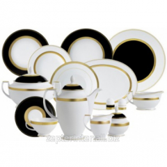 Tableware set on 12 persons