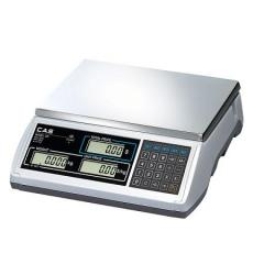 Trade scales of ER-Plus, Scales trade electronic