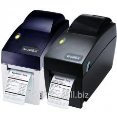 Godex dt2 thermal printer