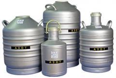 Nitrogen technical liquid