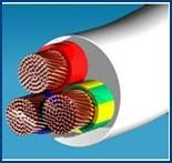 Power cables Pvsng5*1,5do 5*10, power cables