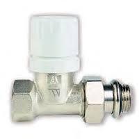 Вентиль HLV ручной прямой 1/2,3/4 (компактный)