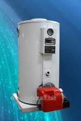 Котлы газовые средней мощности для отопления и ГВС