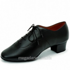 Men's shoes for dances a Latina of