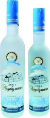 Vodka Aydabulsky blue glossy