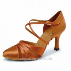 Women's shoes for dances the standard model