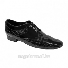 Men's shoes for dances the standard model No.