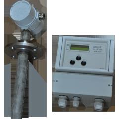 Расходомер газа и воздуха