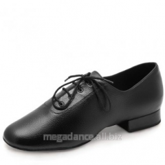Men's shoes for dances the standard model of