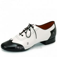 Men's shoes for dances the standard