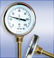 Thermometers bimetallic TB standard isp.