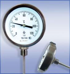 Thermometers bimetallic TB special isp.