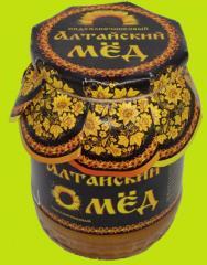Honey Altai (buckwheat), Altai honey, honey, honey