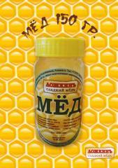Honey to a raznotravya, honey, Almaty