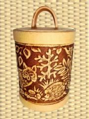 Honey from medicinal and taiga herbs and flowers,