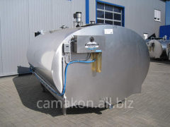 Молочный холодильный танк No.29 Мюллер