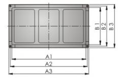 Шумоглушитель канальный FK-6