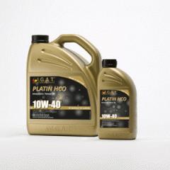 Motor oil for the Platin HCO SAE 10W-40 car art.