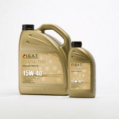 Motor oil for the Platin Thd Sae 15w-40 car art.