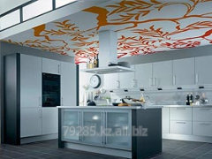 Design stretch ceiling