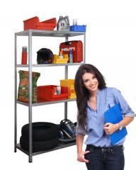 Стеллаж металлический для дома и гаража!!!