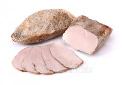 Продукт из свинины запеченный буженина Из печи