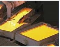 Ferroalloys foundry