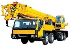 Hydraulic truck cranes, truck cranes, Cranes the