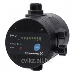 Control unit and protection of Pressure Manager 1