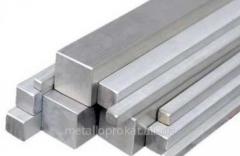 Квадрат сталь 20х20 мм, 3 сп, Гост 535-2005,