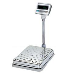 Bathroom scales of DB II 460, Scales household