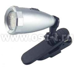 Фонарик светодиод. (вращение на 360 С) FORCE 68601