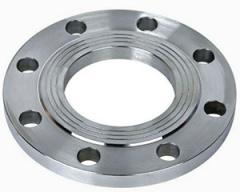 Flange of Ru of 10 GOST 12820-8, diameter 20