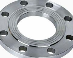 Flange of steel Ru 10, GOST 12820-80, diameter 125