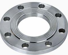 Flange of steel Ru 16, GOST 12820-80, diameter 125