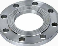 Flange of steel Ru 16, GOST 12820-80, diameter 350