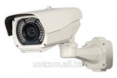 Anti-vandal K 345 outdoor camera