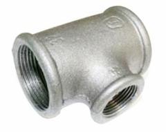 Tee steel GOST 17376-2001, diameter 159
