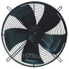 Вентиляторы осевые, канальные