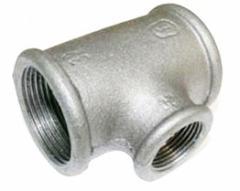 Tee pig-iron GOST 17376-2001, diameter 25